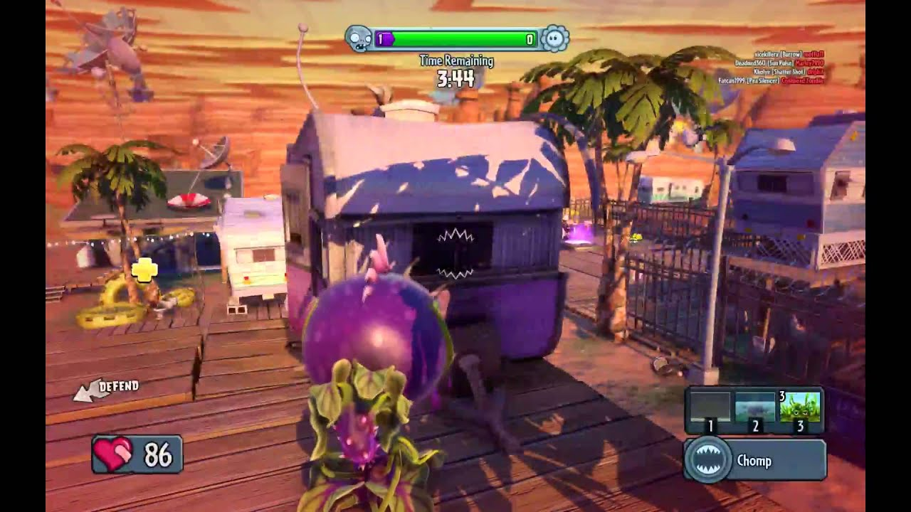 Plants Vs. Zombies: Garden Warfare Steam#4