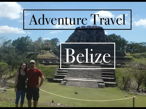 Adventure TRAVEL in BELIZE: Part II: Caves, Canoe & Jungle