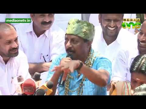 actor sreenivasan against athirappilly project
