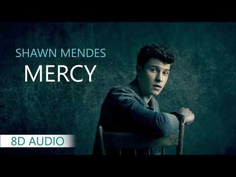 Shawn Mendes - Mercy | 8D Audio [ Use...