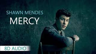 Gambar cover Shawn Mendes - Mercy | 8D Audio [ Use Headphones 🎧 ] || Dawn of Music ||