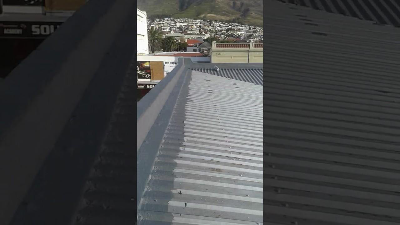 Waterproofing of Parapet Walls, Hotel in Woodstock