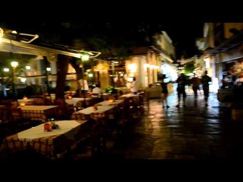 アキーラさん散策③ギリシャ・アテネ・旧市街プラカ地区,Plaka,Athens,Greece