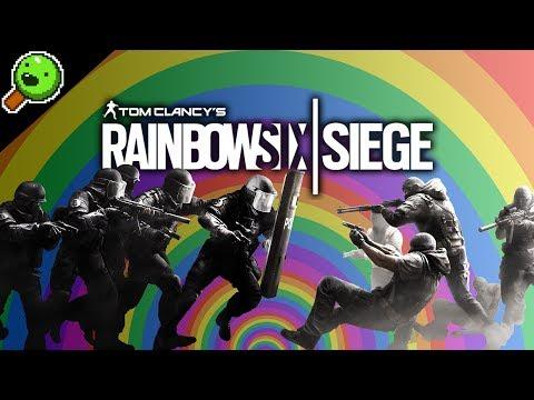 This Is Rainbow Six Siege |