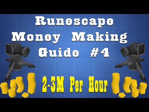 THE RICH GET RICHER 2-3M PER HOUR!!! [Money Making Guide Pt 4]