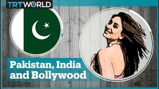 Gambar cover Pakistan and Indias troubled Bolllywood love affair