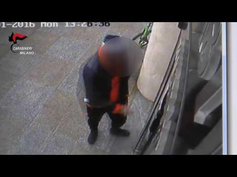 Rapina a Sesto San Giovanni con lezione, malviventi arrestati dai carabinieri
