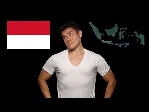 Geography Now! Indonesia