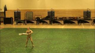 Tough Lover Color Guard Rifle Solo