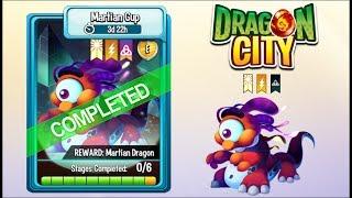 Dragon City - Martian Dragon [Martian Cup | Full Fight & Combat 2017]