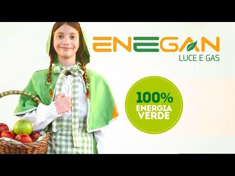 Le Favole di Enegan: Cappuccetto Verde
