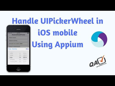 Select an option from picker wheel using appium - qavalidation