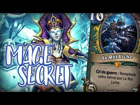 Mage secret ft le roi liche - le prochain prodige !