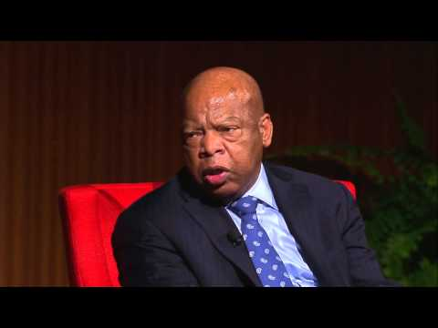 Civil Rights Summit: Rep. John Lewis Reflects on Segregation