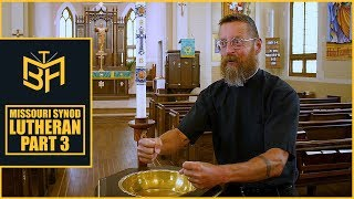 Is Lutheranism the True Catholic Church? (and other stuff with a Lutheran Theologian)