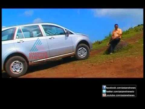 Tata Aria Pure LX- Test Drive, Smart Drive 10th Nov Part-2