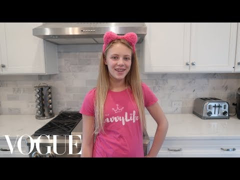 73 Questions with Savannah  Vogue