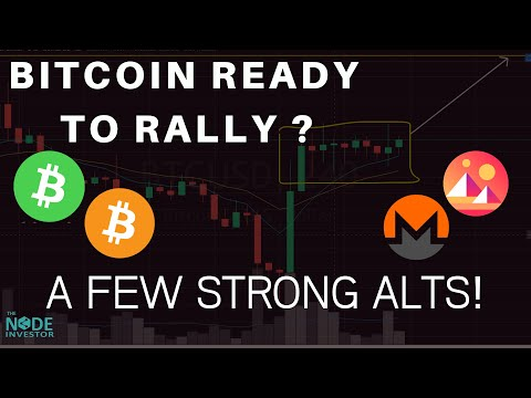 Bitcoin Price Ready To Test $7600?  Plus A Look At Bitcoin Cash, Monero, Decentraland And More.