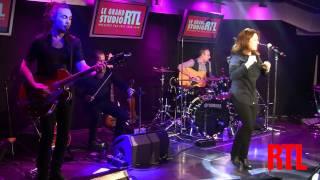 Isabelle Boulay - Fin Octobre en live dans le Grand Studio RTL