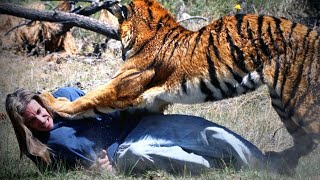 The Disturbing Psychology of a ManEating Tiger