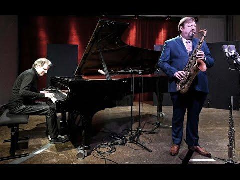 Johannes Mössinger and Joel Frahm play Landscapes