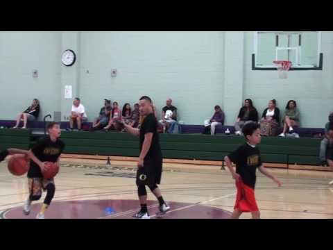 Sacramento Skills Academy Basketball Clinic