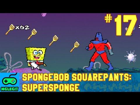 SpongeBob SquarePants SuperSponge Walkthrough Part 17 - Jelly Fields (PS1) (No Commentary)