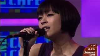 Utada hikaru - Come Back To Me live Early Show