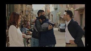 مسلسل البرنس - رضوان بيبكي بحرقة في حضن الأسطى محمود بعد ما بنته رفضت ترجعله