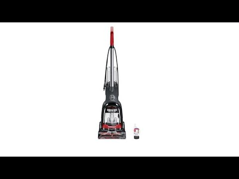 Hoover Powerdash Professional Carpet Cleaner With Cleani