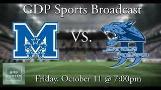 GDP Sports Game 7 MacArhur Brahmas v. Johnson Jaguars