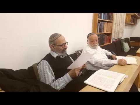 ד''ר אורי מלמד האמונות והדעות לרס''ג 27 עפ''י מהר''י קאפח