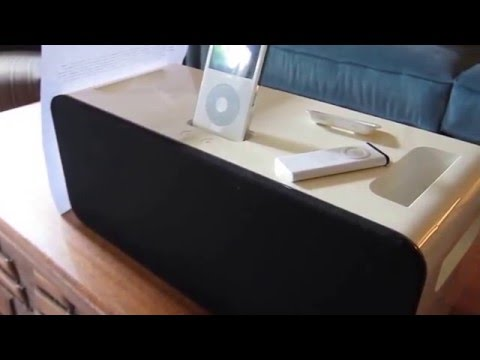 Apple iPod Hi-Fi Speaker Dock
