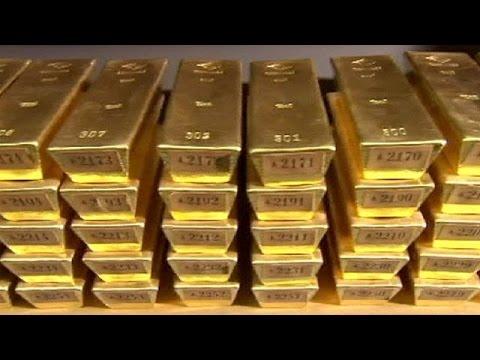 Цены на золото - самые низкие за шесть лет - Economy