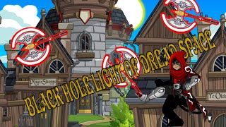 AQW HOW TO GET BLACKHOLE LIGHT OF DREAD SPACE EASY!!
