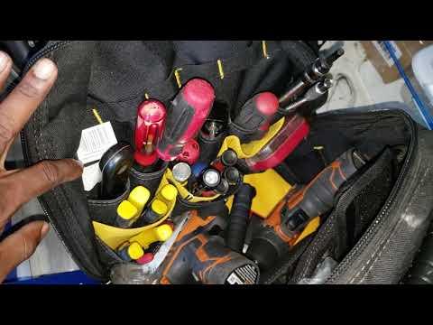 Appliance repair talk #13 van update/parts