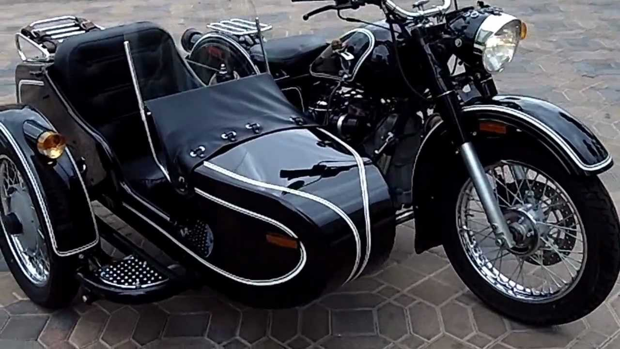 2006 Ural Sidecar Retro Motorcycle At Celebrity Cars Las ...