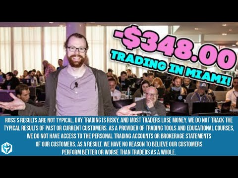 Down -$348 😢 But Followed The 3 Loss Rule! - LIVE From Miami Inner Circle