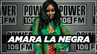 Amara La Negra Says She Might Leave #LHHM + Drops New Single