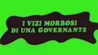I Vizi Morbosi Di Una Governante by F. W. Ratti (1977)