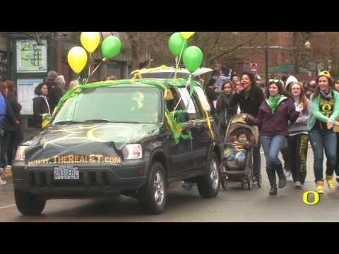 Celebrating Champions Parade 2011