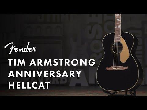 Exploring The Tim Armstrong Anniversary Hellcat   Artist Signature Series   Fender
