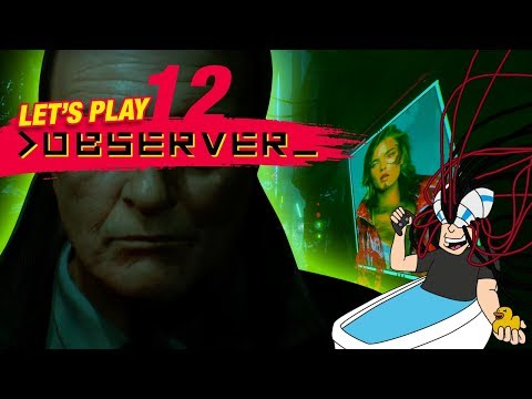 Retro Mini Games  | Let's Play Observer - Gameplay: Part 12