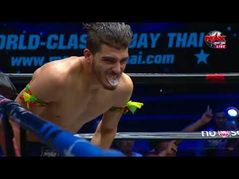 Ukraine Vs Algeria|Max Muay Thai| Serhii Snytiuk Vs. Ageursif Yacine