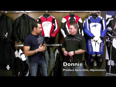 Alpinestars Motorcycle Sizing / Size Chart Guide At RevZilla.com