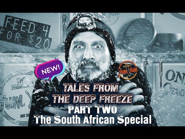 TALES FROM THE DEEP FREEZE! (PART 2) Feed 4 for under $20! ONE POT - ONE PAN