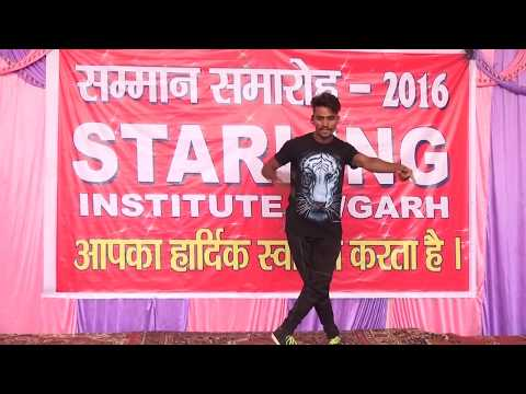 dance on bholi si surat by rahul (phoenix crew)