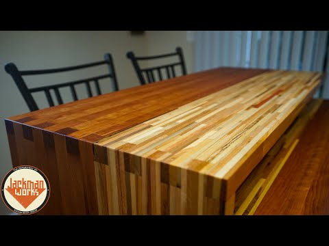 pallet-wood-butcherblock-countertop-that-pivots!-(bar-top-➔-dining-table)