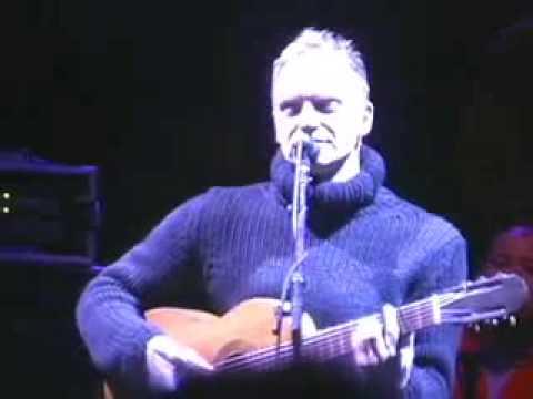 Sting - Until (unplugged).