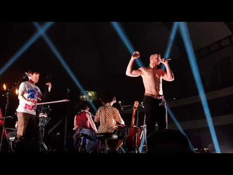 Imagine Dragons - Im Bleeding Out - Frankfurt 19.04.18